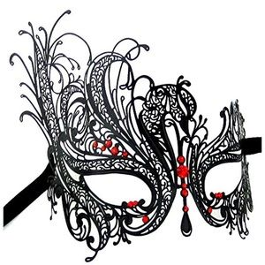 Accessories - Masquerade metal mask